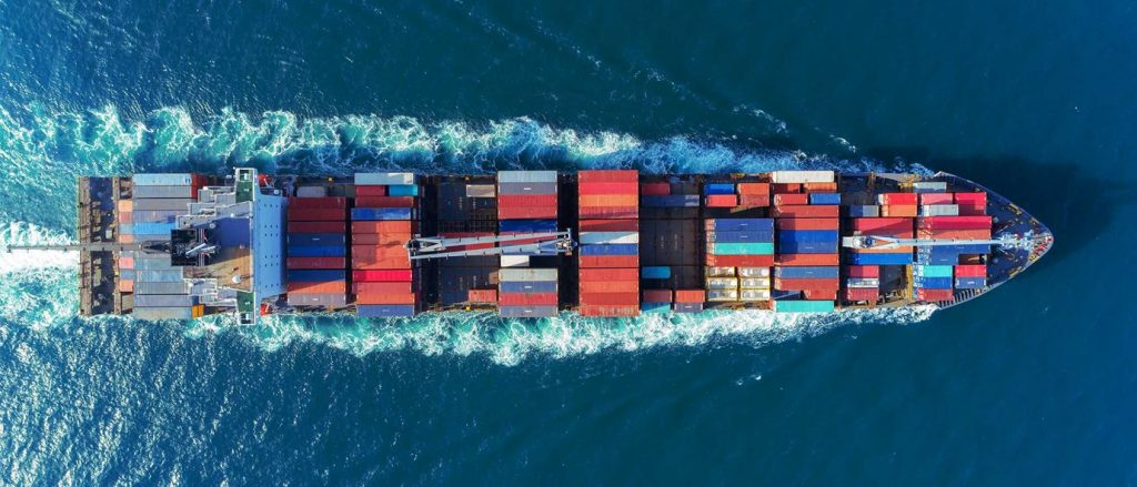 container vessel 1024x439 - Sea Freight