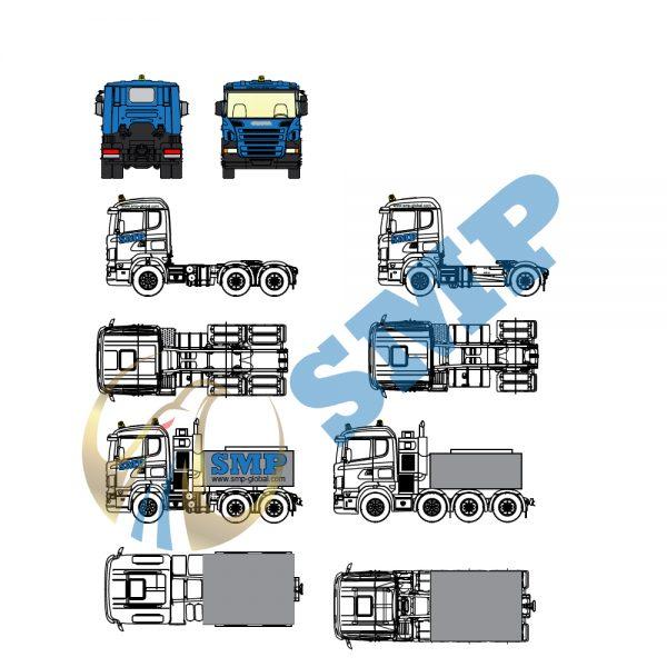 Trucks 600x600 - Scania Trucks